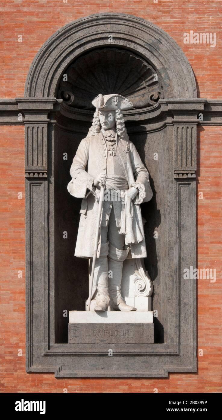 foto de Charles III (20 January 1716 – 14 December 1788) was King of Spain ...