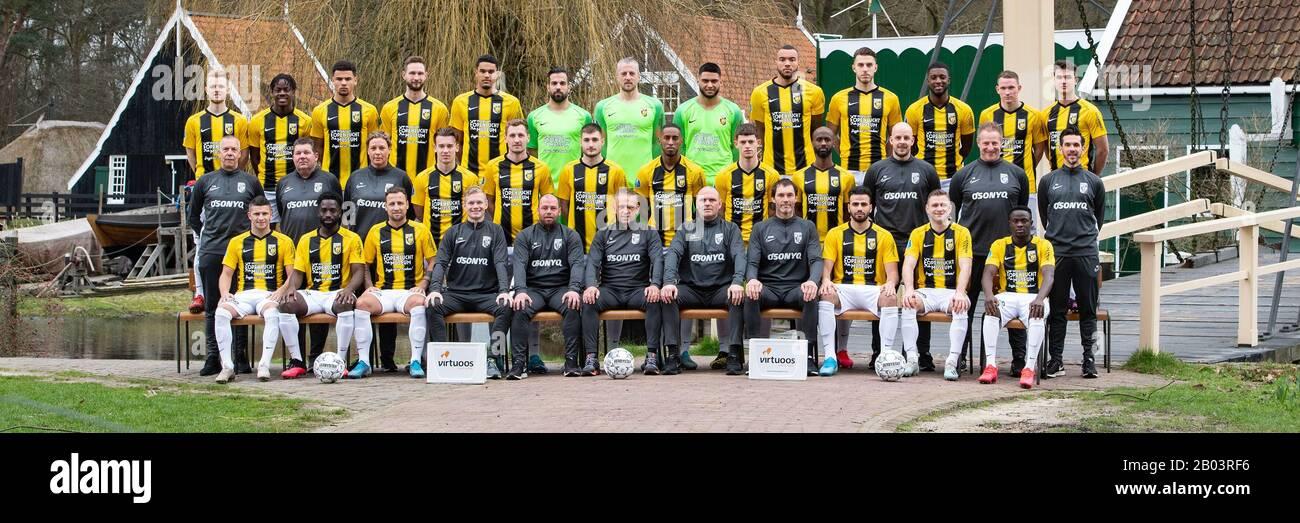 Matchworn FC Groningen 2010/2011 Away Shirt – Club 25 Football
