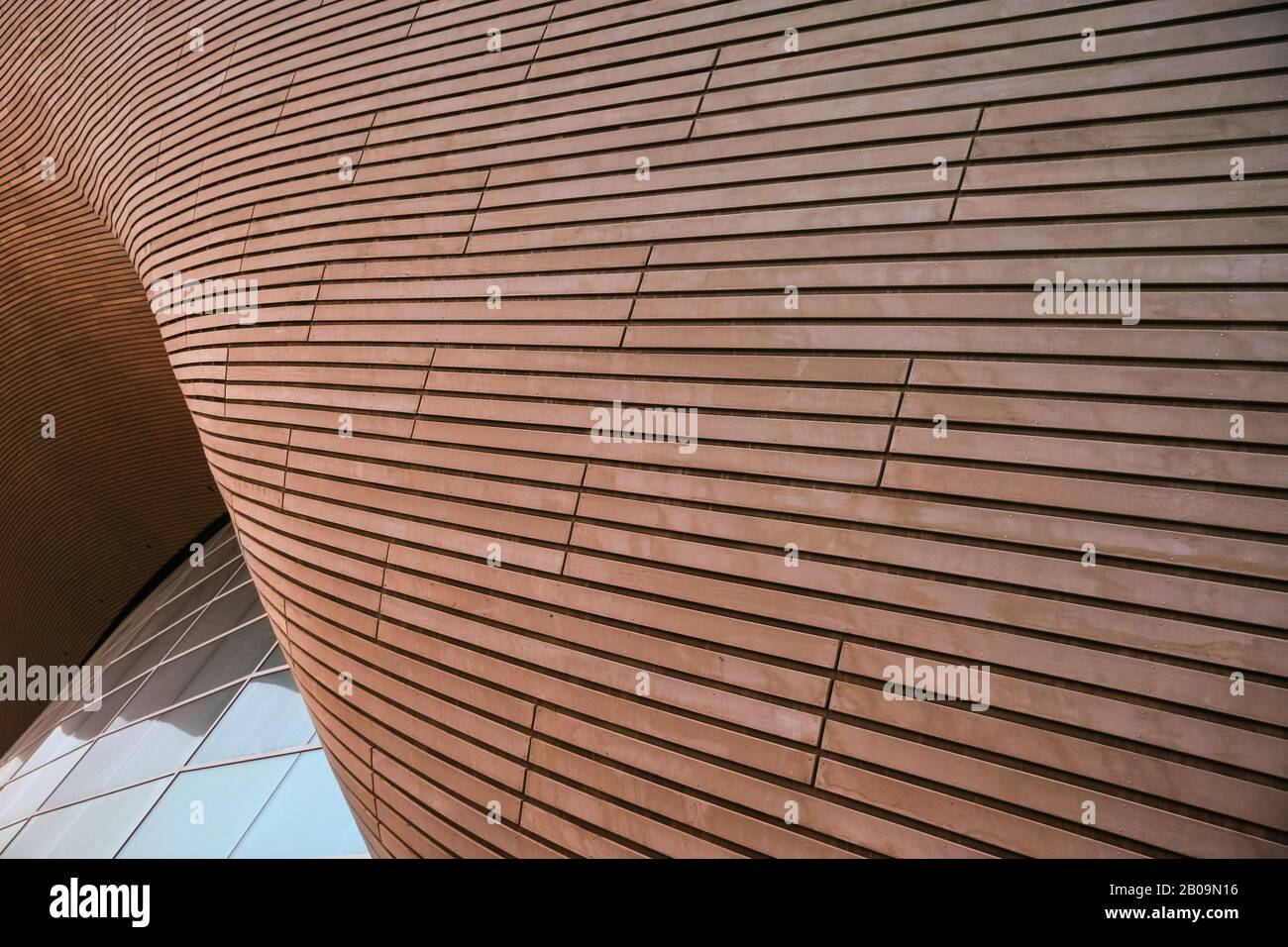 Roof Structure Detail London Aquatics Centre Swimming Pool Exterior By Zaha Hadid Queen Elizabeth Olympic Park Stratford London Uk Stock Photo Alamy