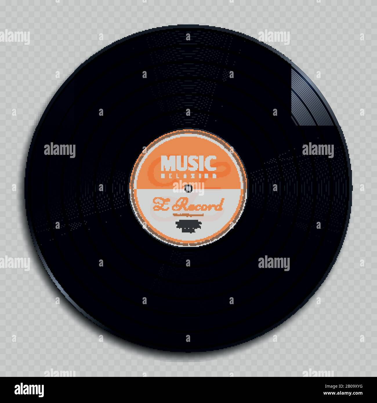 audio analogue record vinyl vintage disc isolated on transparent background vector illustration audio classic plastic disc for gramophone stock vector image art alamy https www alamy com audio analogue record vinyl vintage disc isolated on transparent background vector illustration audio classic plastic disc for gramophone image344426084 html