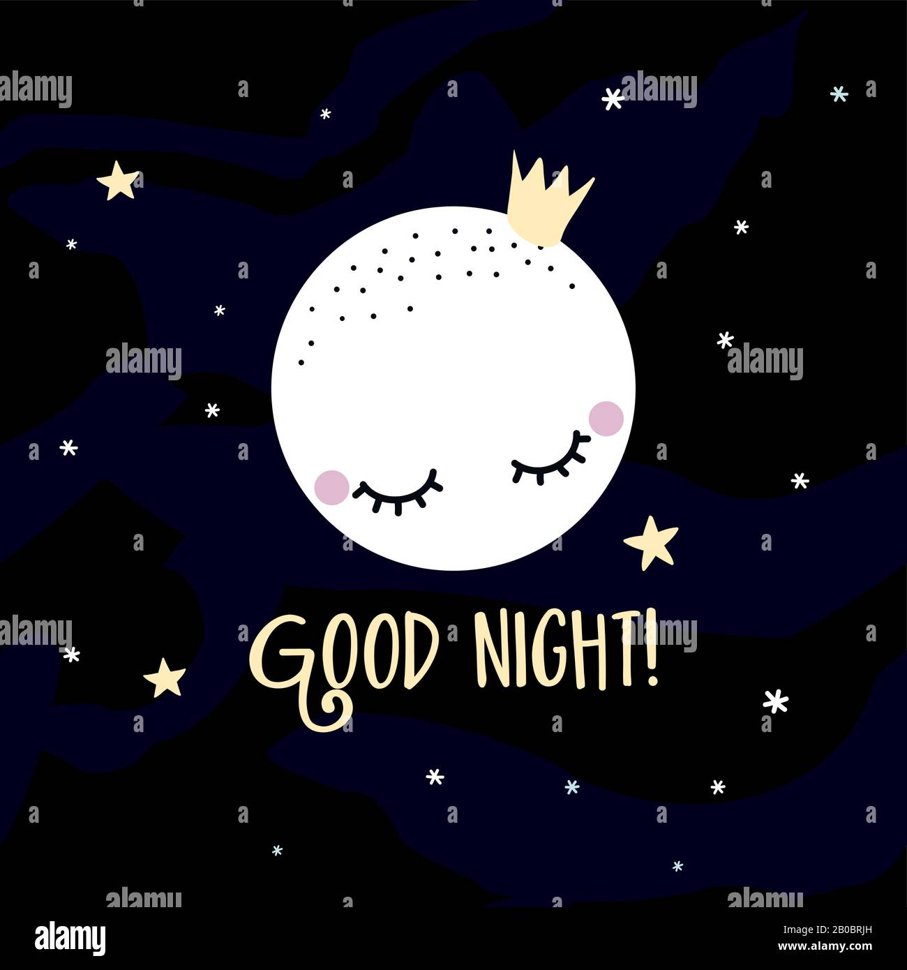 Good Night High Resolution Stock Photography And Images Alamy