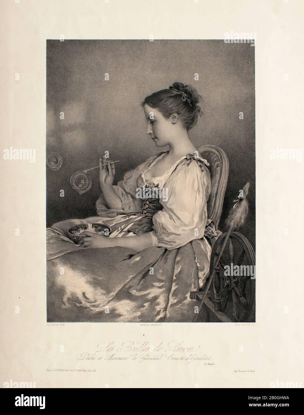 Mary Chaplin Artiste Peintre 1839 1887 stock photos & 1839 1887 stock images - alamy
