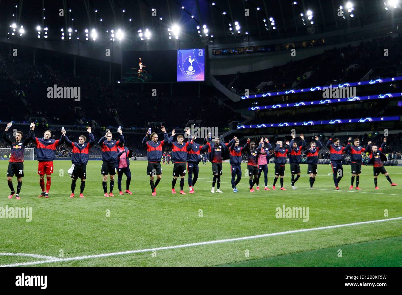Rb Leipzig Team High Resolution Stock Photography And Images Alamy