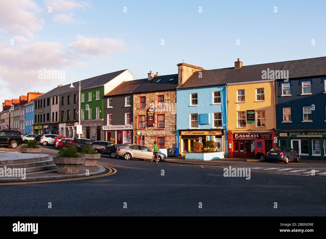 Weighed | A weigh station in the heart of Clifden, Co. Galwa