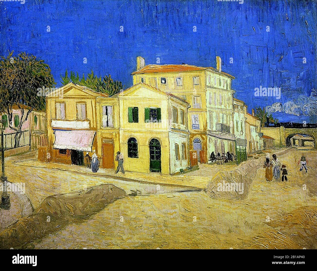 Maison Jaune High Resolution Stock Photography and Images - Alamy