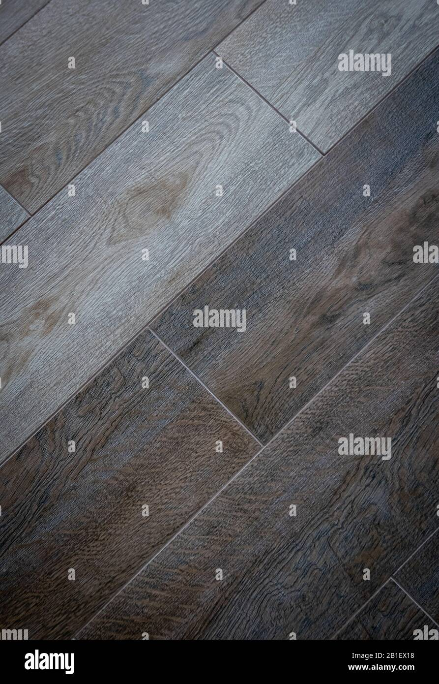 Ceramic Tiles Flooring Texture Of Natural Ceramic Floor Decorating As Wood Stock Photo Alamy