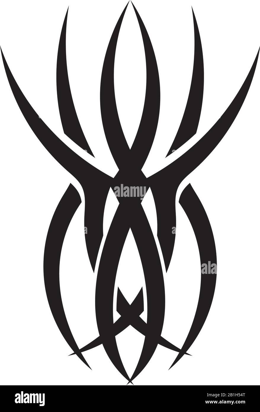 Tribal Tattoos Art Tribal Tattoo Vector Sketch Of A Tattoo Idea For Design Stock Vector Image Art Alamy Download 8,389 tattoo free vectors. https www alamy com tribal tattoos art tribal tattoo vector sketch of a tattoo idea for design image345199256 html