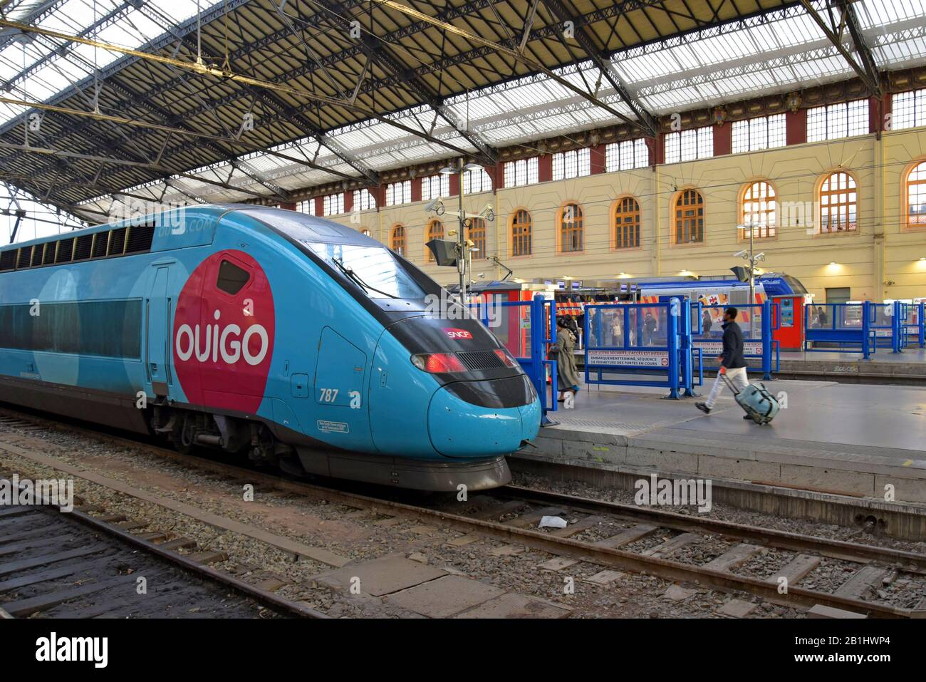 what is ouigo in france