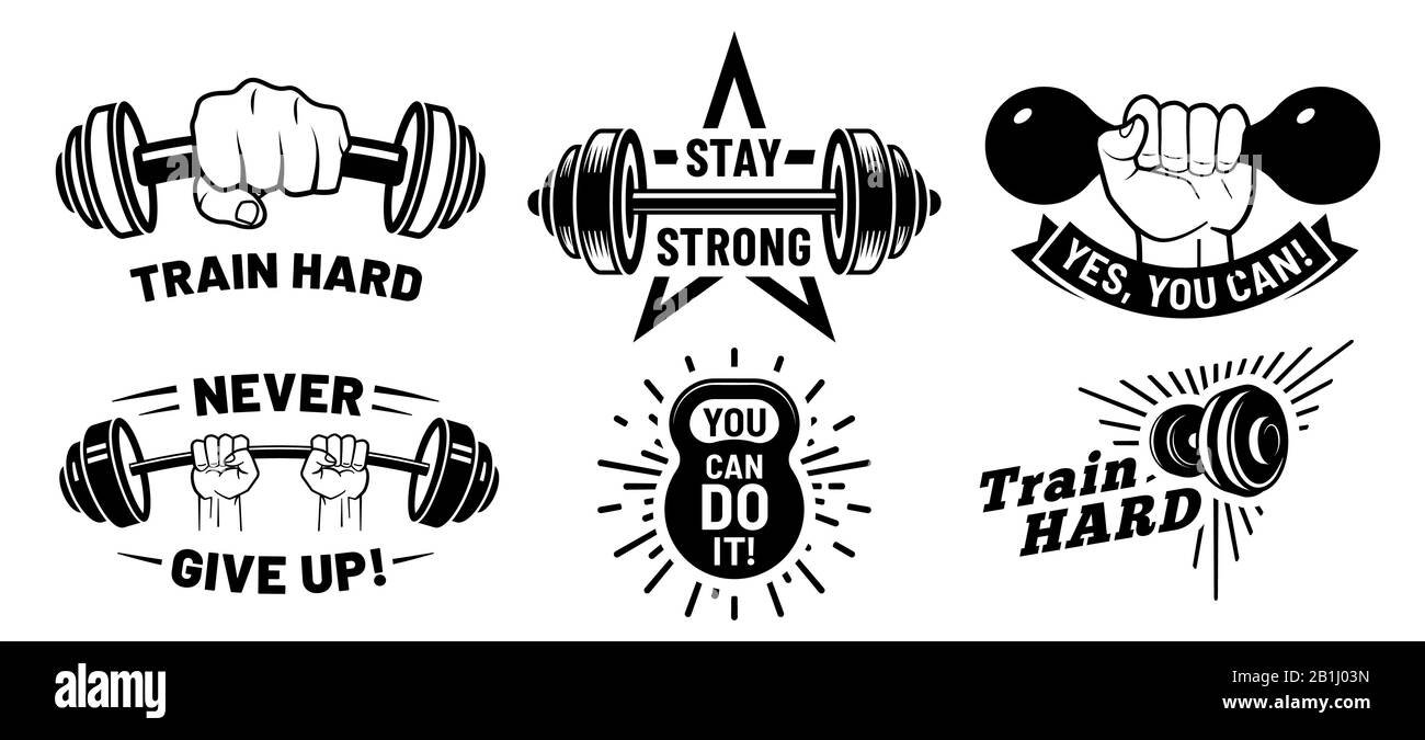 Gym motivation quotes. Fitness inspirational, strong bodybuilding ...