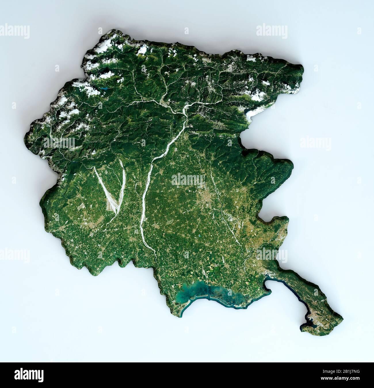 Cartina Friuli Venezia Giulia.Friuli Venezia Giulia Sign High Resolution Stock Photography And Images Alamy