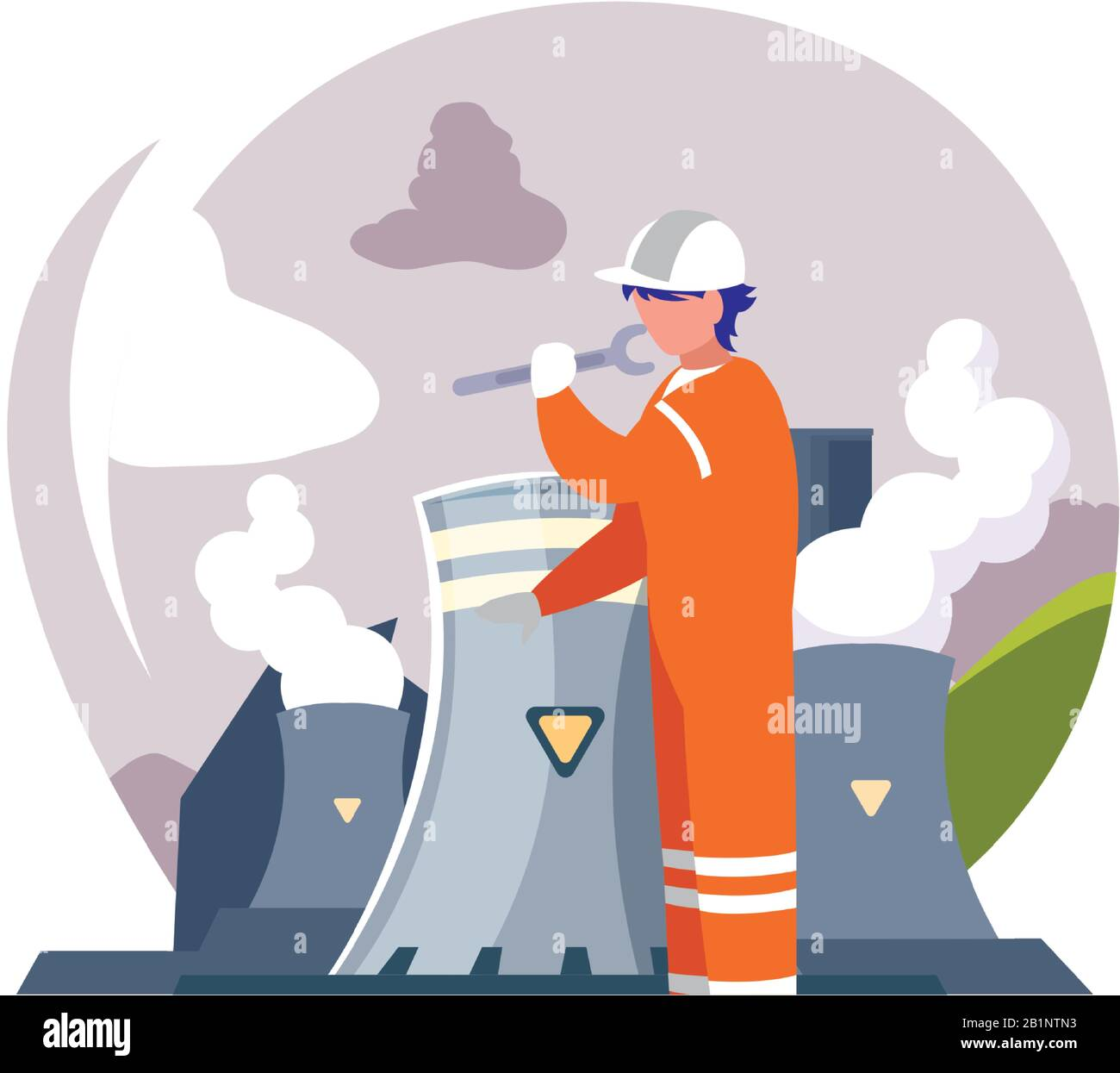 Page 10   Mechanic Cartoon Vector Plumber Technician High ...