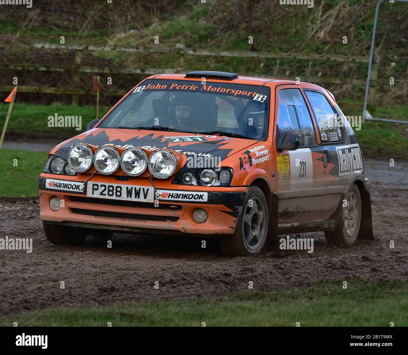 John Petrie Peugeot 106 Gti Race Retro Naec National Agricultural Exhibition Centre Stoneleigh Park Warwickshire England Sunday 23rd February Stock Photo Alamy
