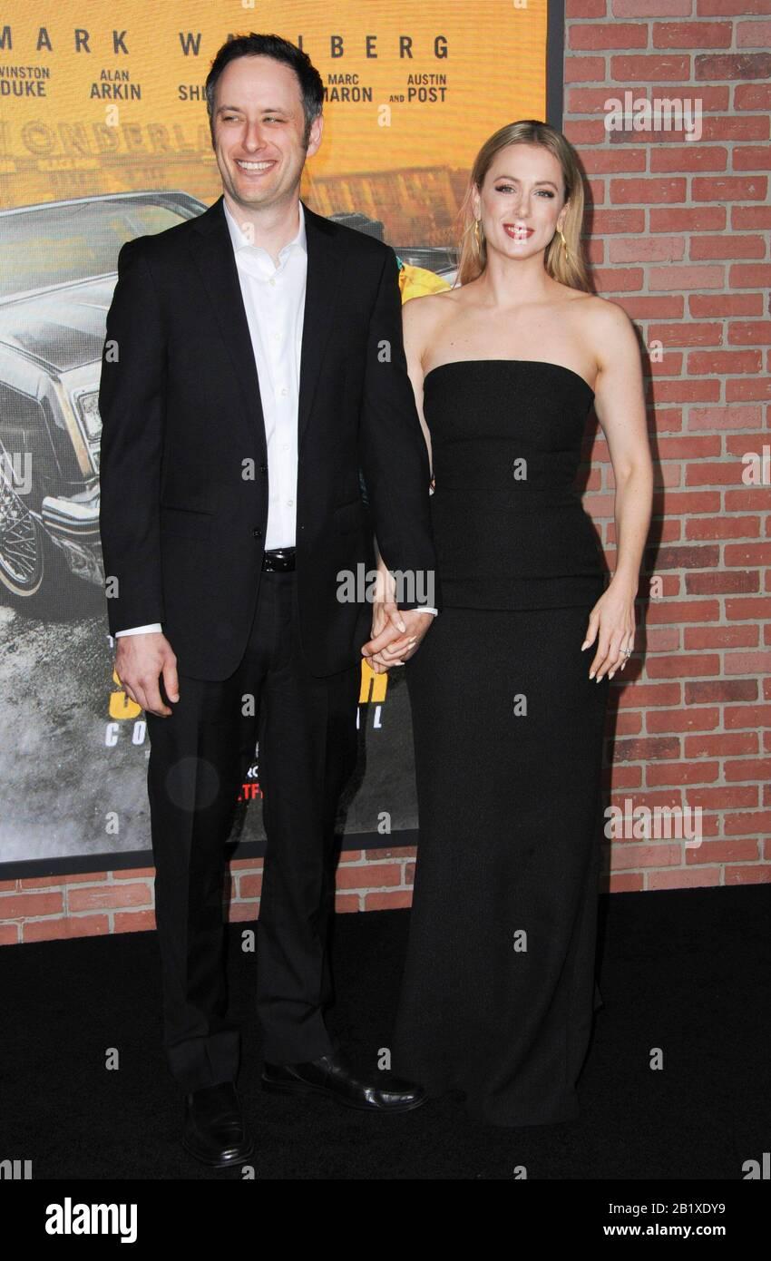 Los Angeles Ca 27th Feb 2020 Iliza Shlesinger At Arrivals For Spenser Confidential Premiere On Netflix