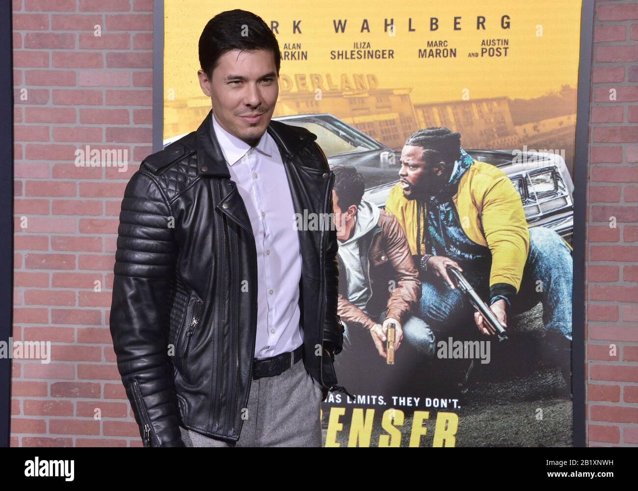 Los Angeles Usa 27th Feb 2020 Lewis Tan Arrives At The Netflix S Spenser Confidential Premiere Held At The Regency Village Theatre In Westwood Ca On Thursday February 27 2020 Photo By Sthanlee