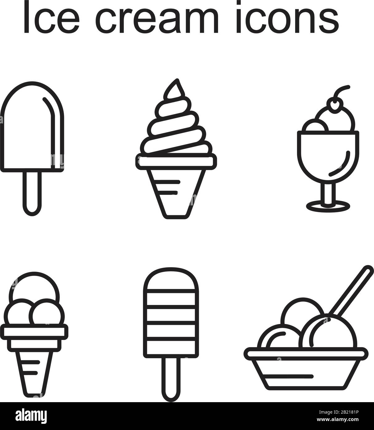 ice cream icon template black color editable ice cream symbol flat vector illustration for graphic and web design stock vector image art alamy https www alamy com ice cream icon template black color editable ice cream symbol flat vector illustration for graphic and web design image345464946 html
