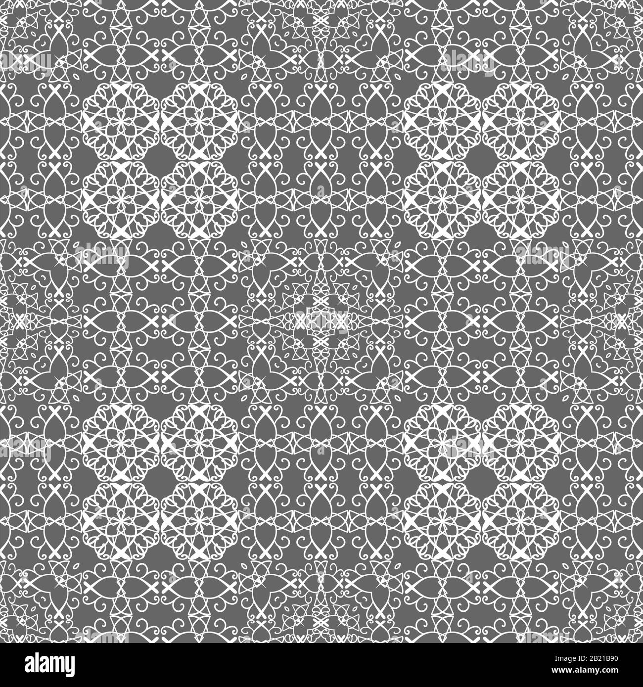 Old lace seamless pattern, ornamental ...   Stock vector   Colourbox   1389x1300