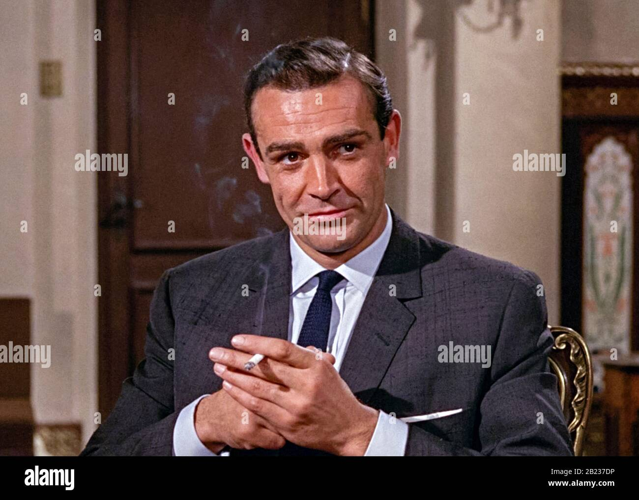 James Bond Sean Connery Portrait High Resolution Stock Photography And Images Alamy
