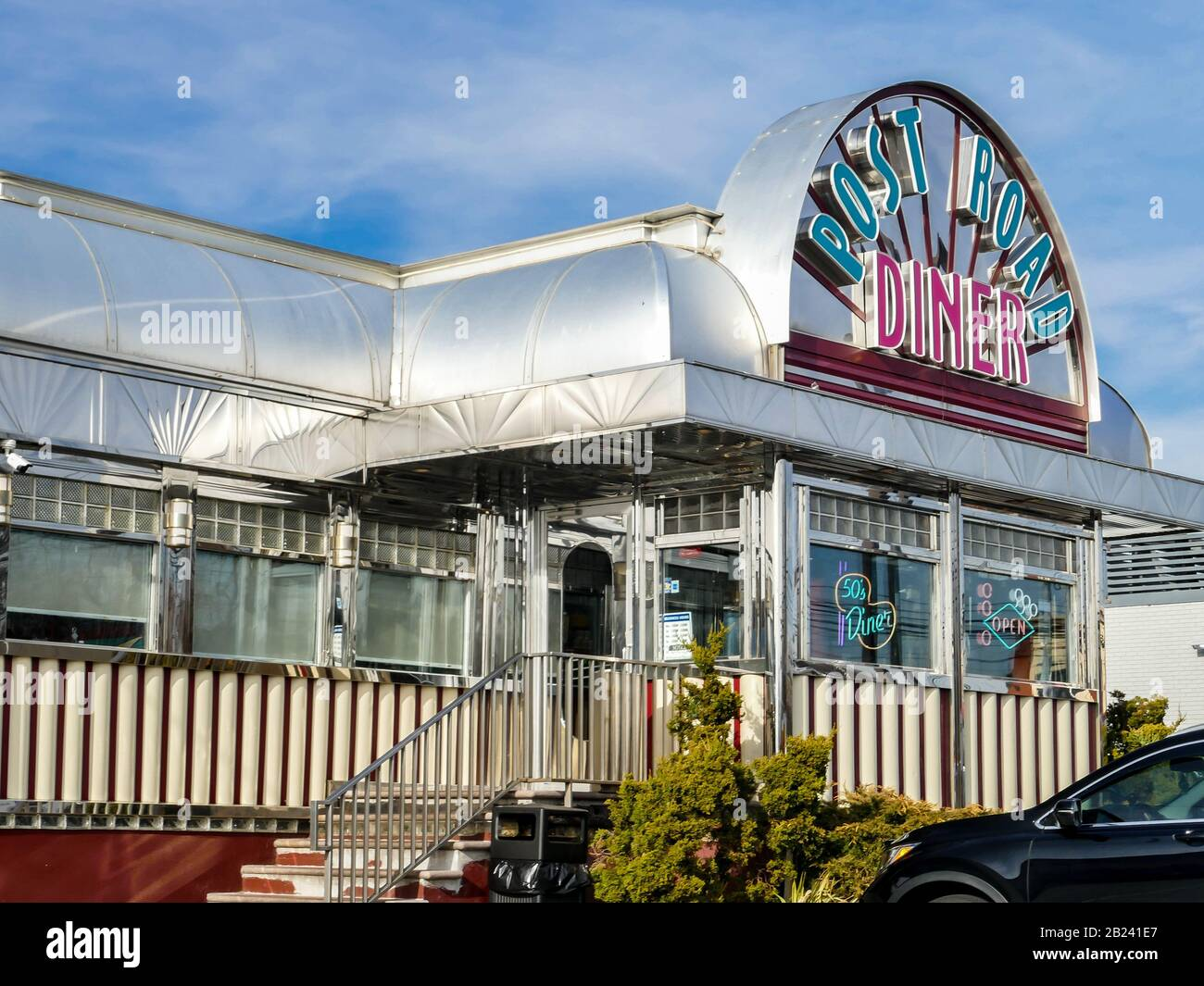 Vintage Restaurant Exterior High Resolution Stock Photography And Images Alamy