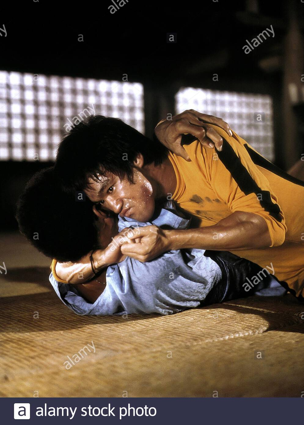 Bruce Lee Game Of Death Stock Photo 345588325 Alamy