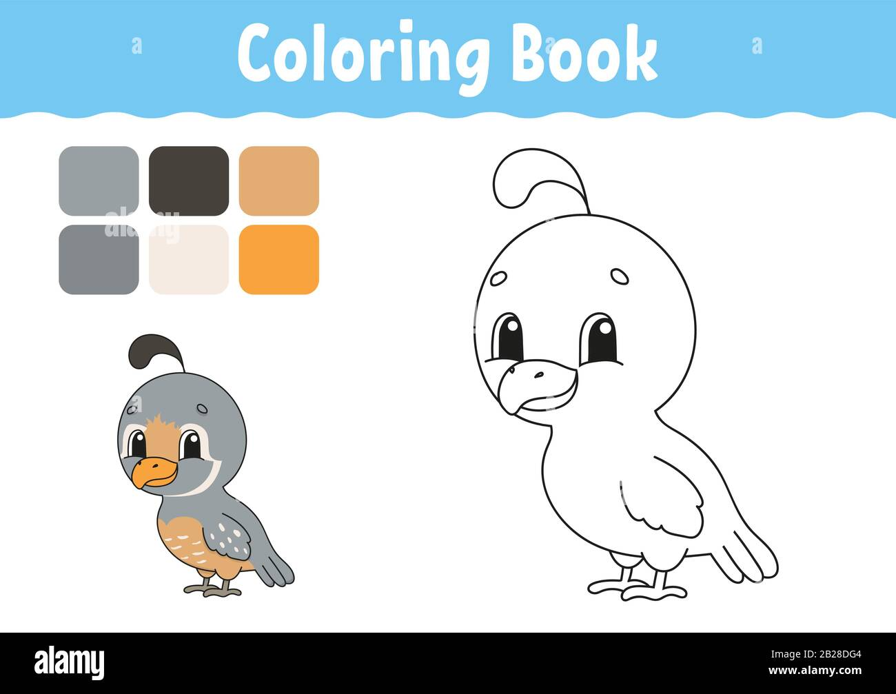 Vector Image. Set Of Cute Cartoon Characters, Smiling Kawaii ...   1007x1300