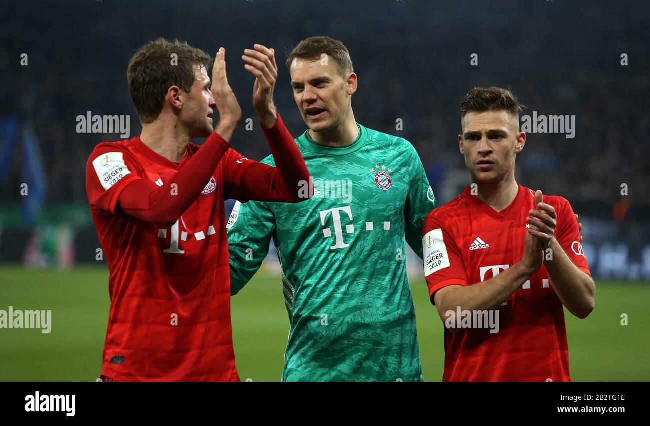 Guanti per Smartphone FC Schalke 04 Guanti Sport e tempo libero ...