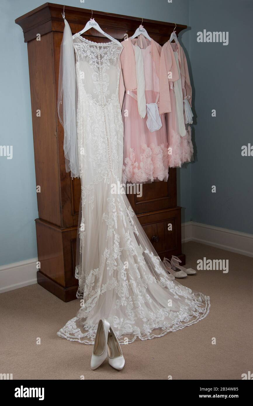 Bridal Outfits High Resolution Stock Photography and Images   Alamy