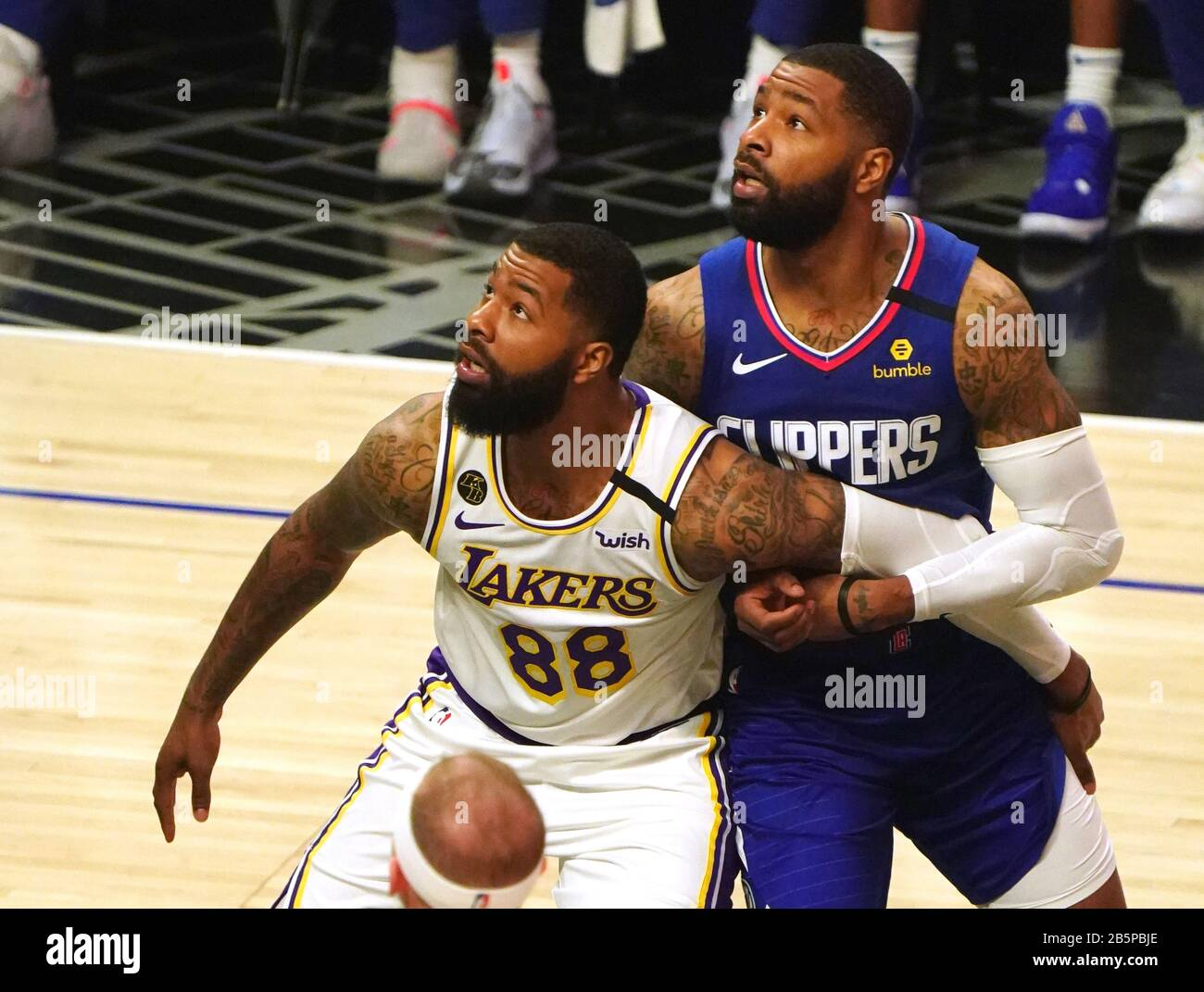 Markieff Morris High Resolution Stock Photography And Images Alamy