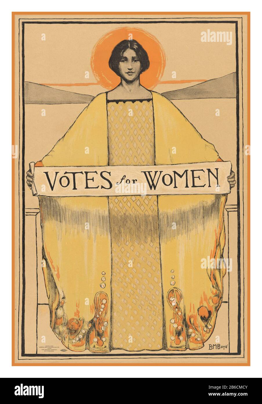 Political Suffrage Women Suffragette Budapest Hungary Framed Wall Art Print
