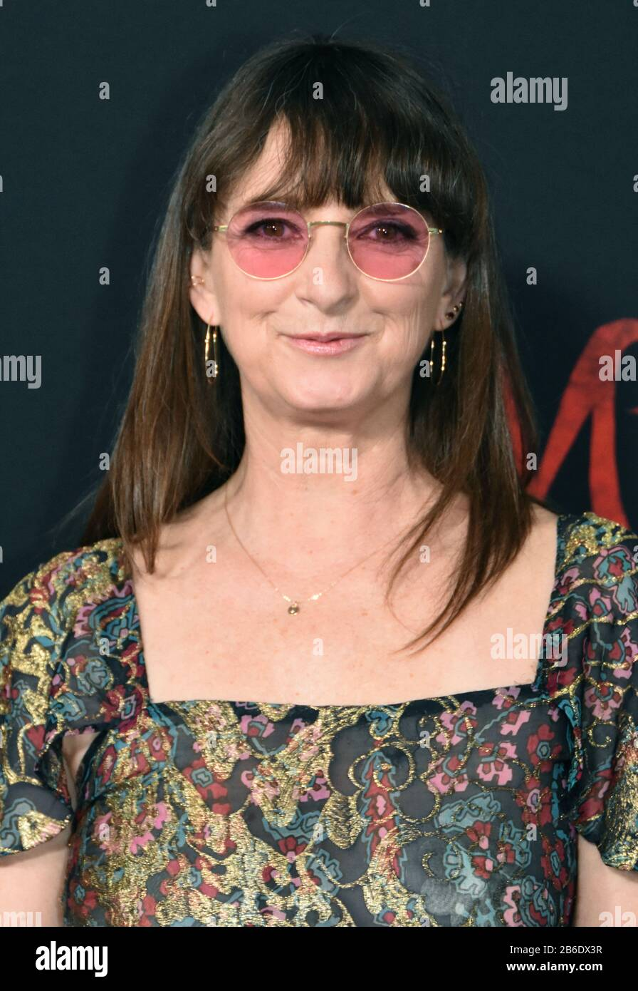 Hollywood California Usa 9th March 2020 Costume Designer Bina Daigeler Attends The World Premiere Of Disney S