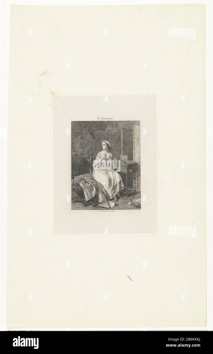 Congo Ca Many Sizes; Long Headed Slave Girls 1900-1915 Poster