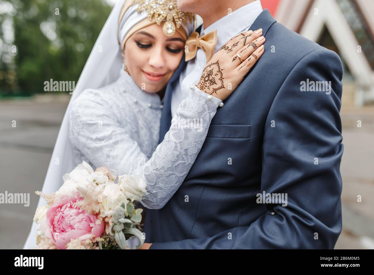 Nikah High Resolution Stock Photography and Images   Alamy