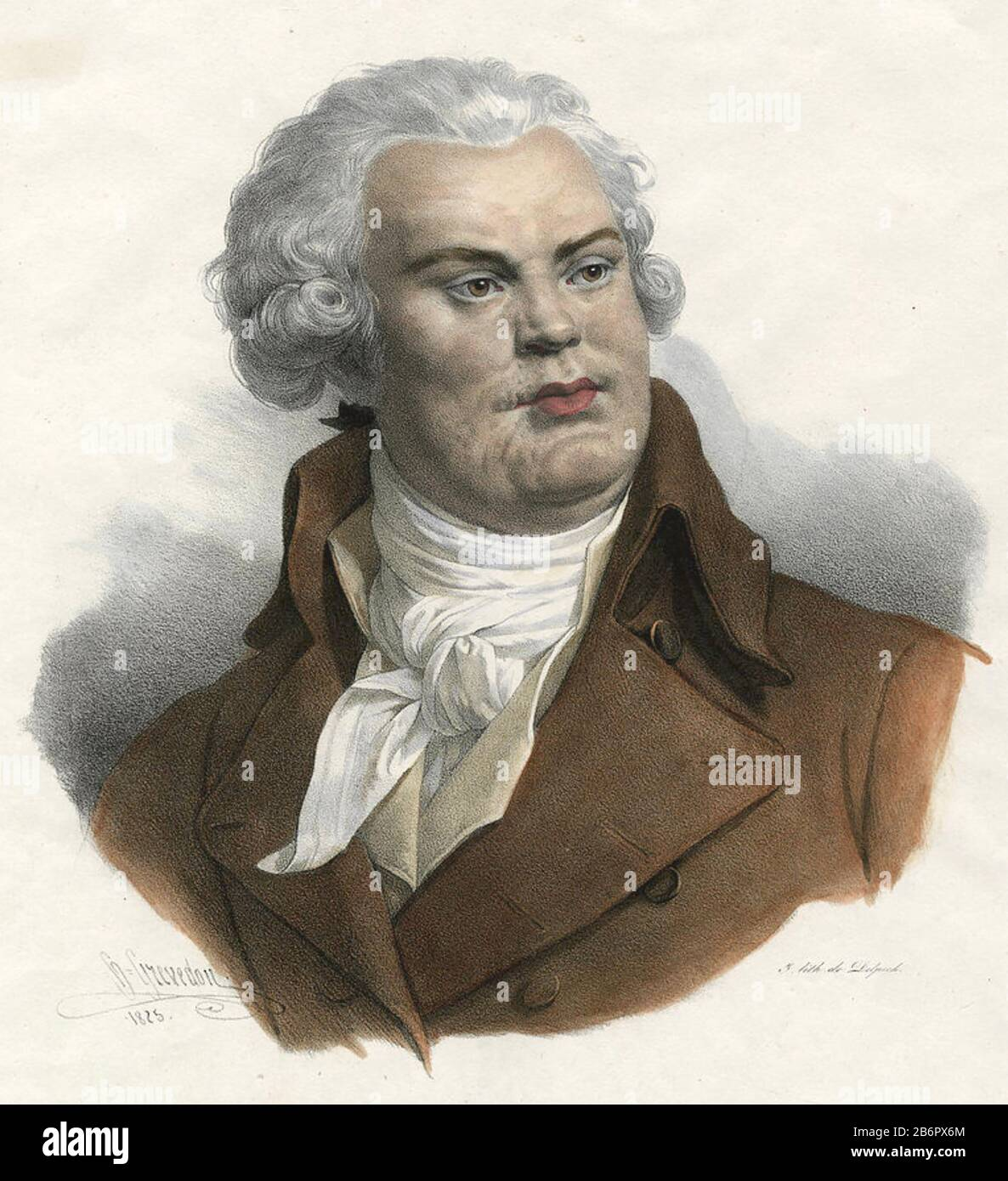 Georges Danton georges danton (1759-1794) french revolutionary leader about