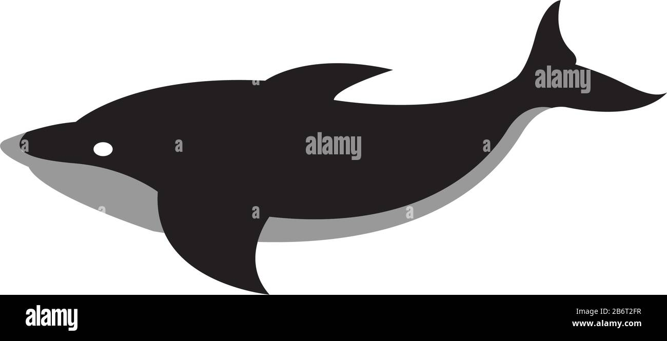 Whale Graphic High Resolution Stock Photography And Images Alamy