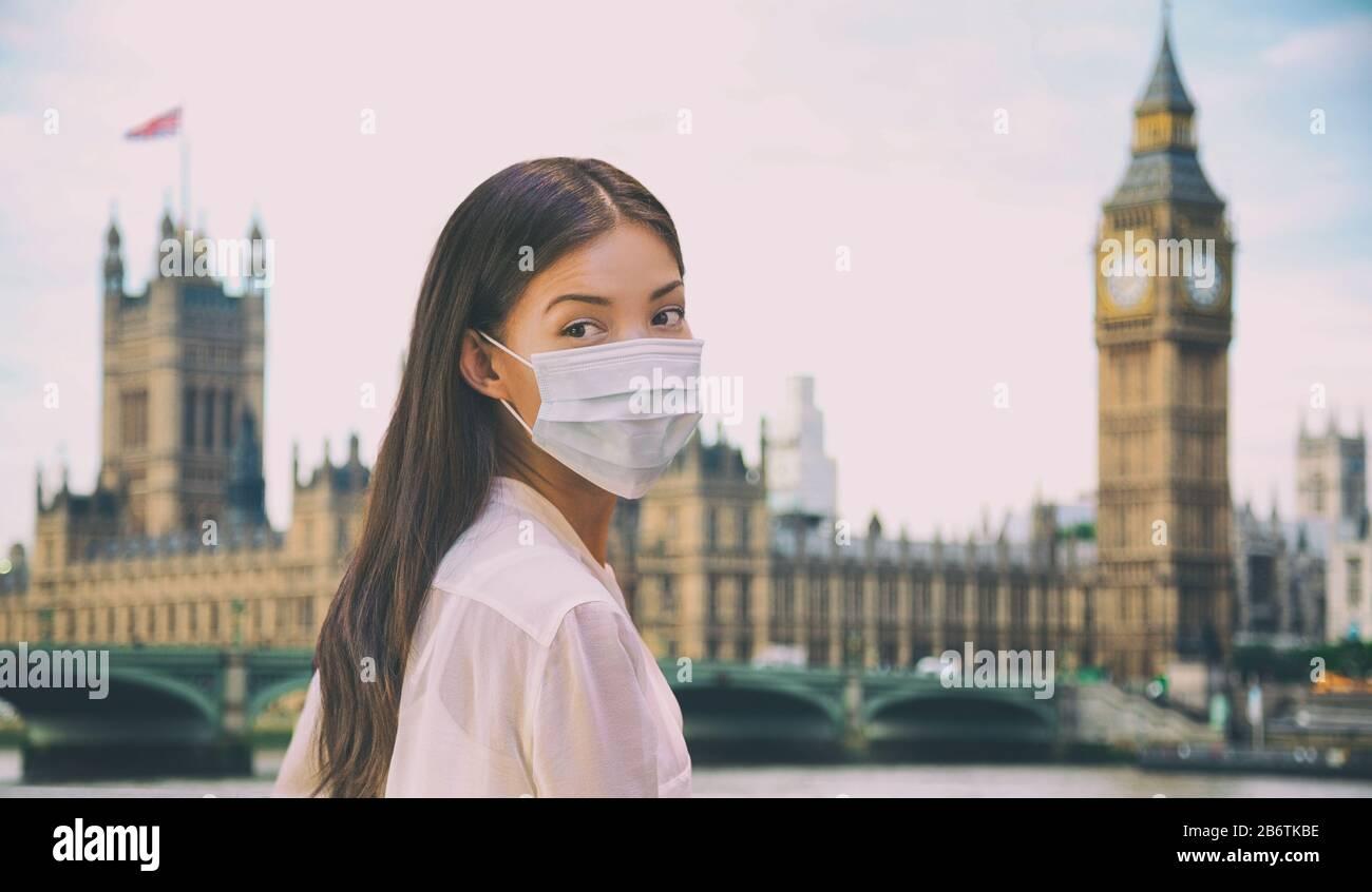 virus travel mask