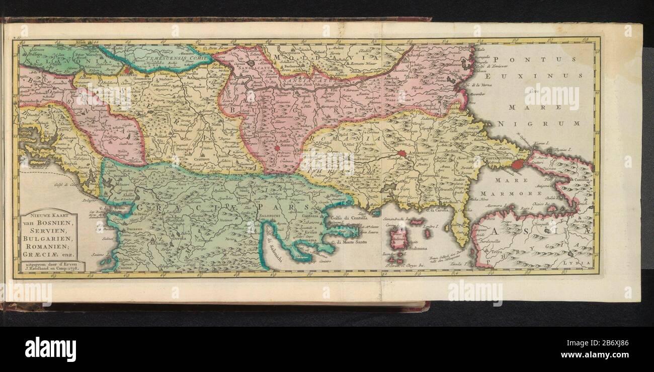 Kaart Van De Balkan Nieuwe Kaat Van Bosnien Servien Bulgarien