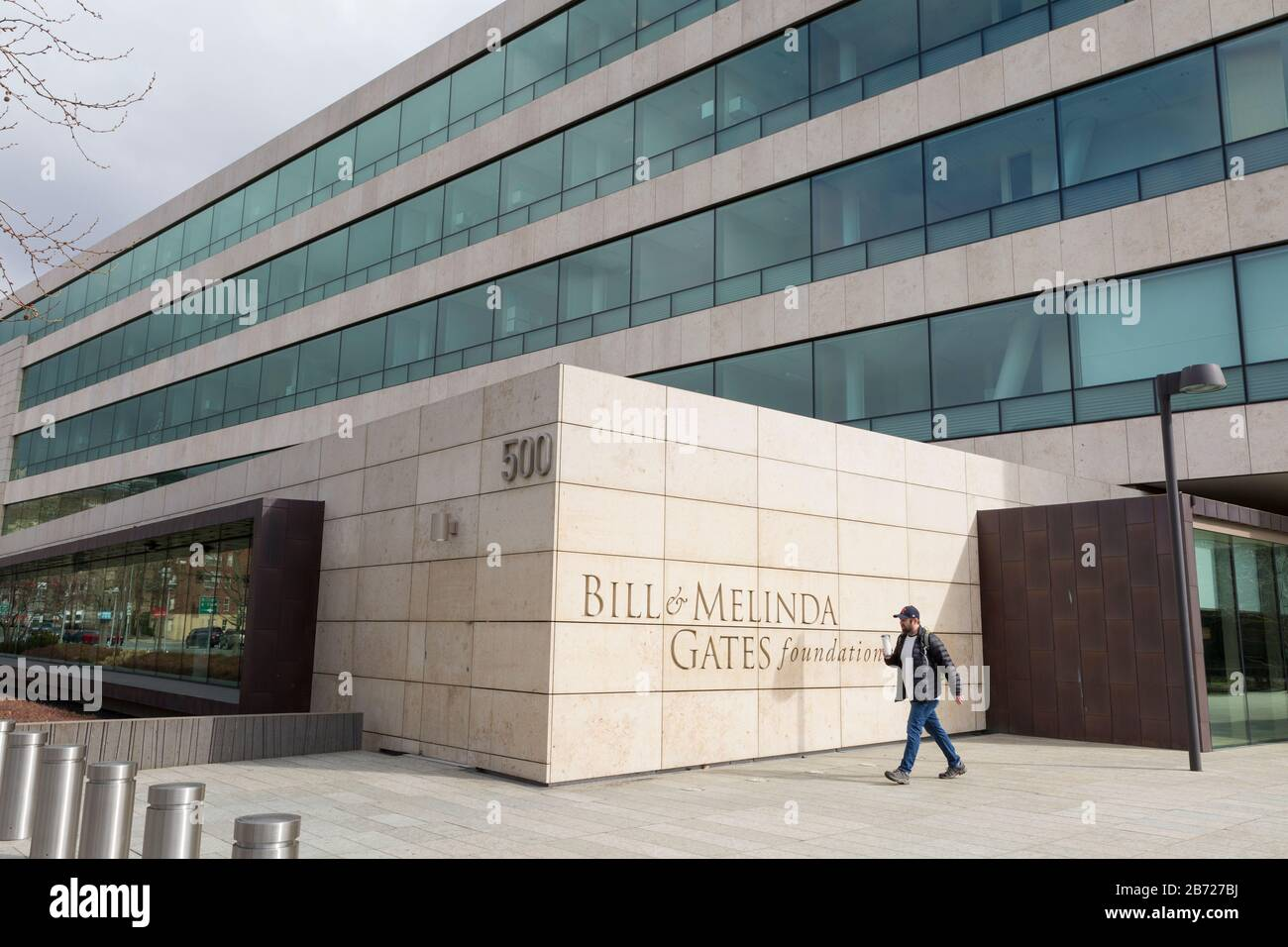 Bill And Melinda Gates Foundation High Resolution Stock Photography and  Images - Alamy