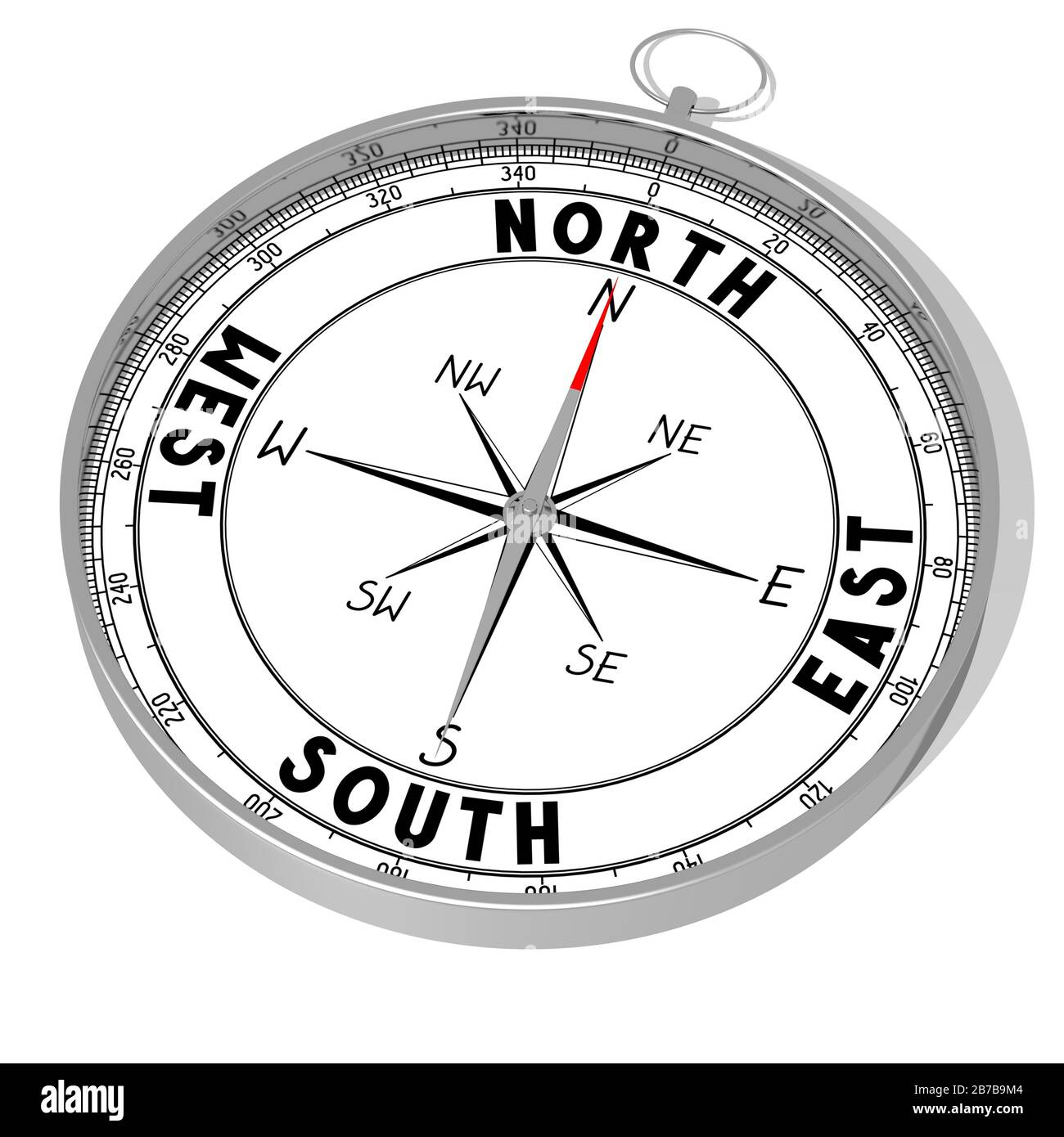 Custom COMPASS POINTS with 4 Directions