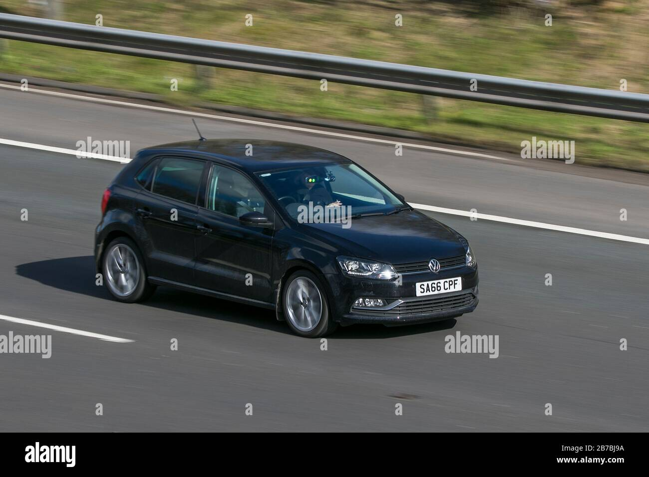 Volkswagen Polo High Resolution Stock Photography And Images Alamy
