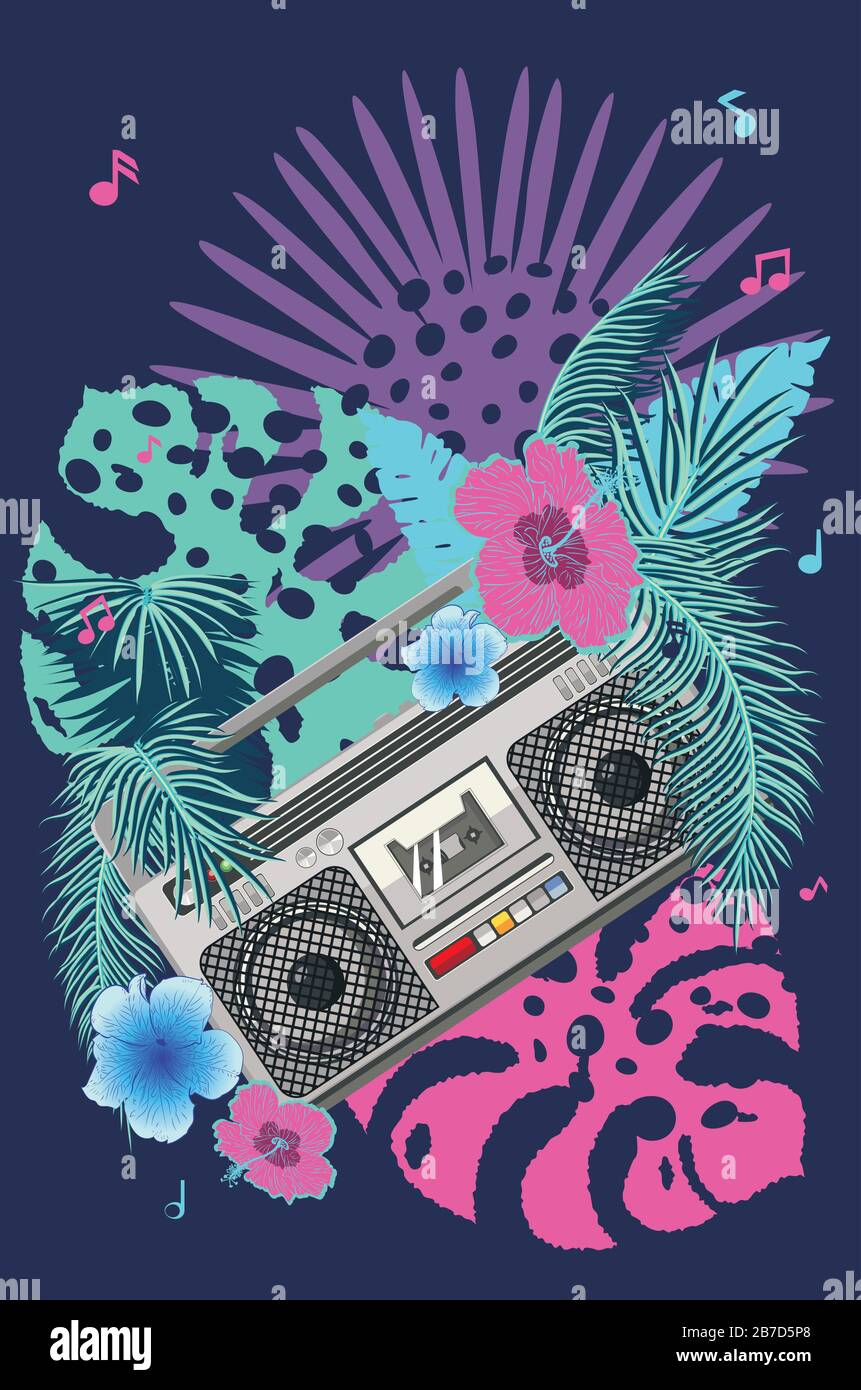 80s Music Poster High Resolution Stock Photography And Images Alamy