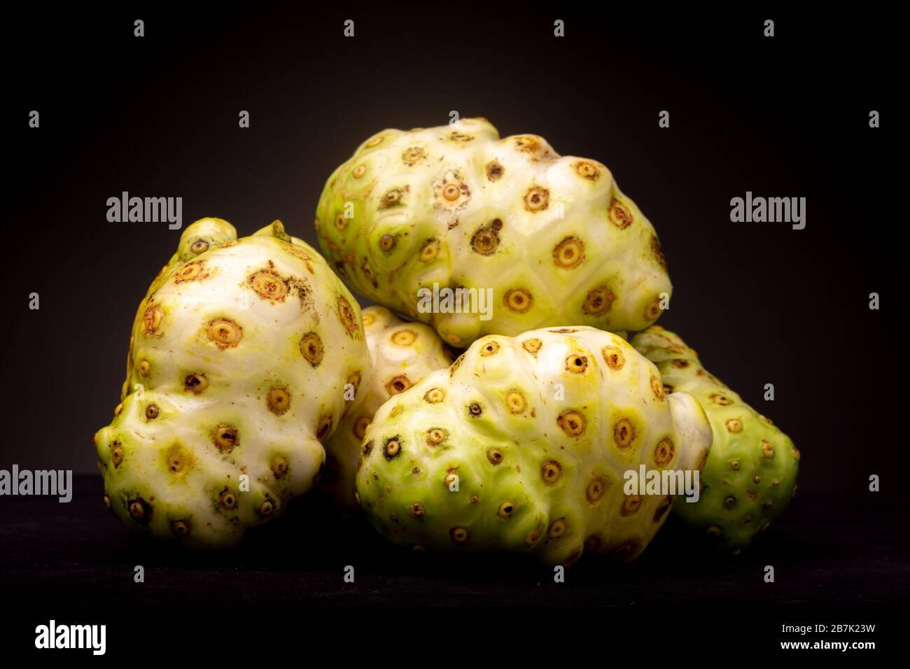Noni lot de 15 graines Morinda citrifolia