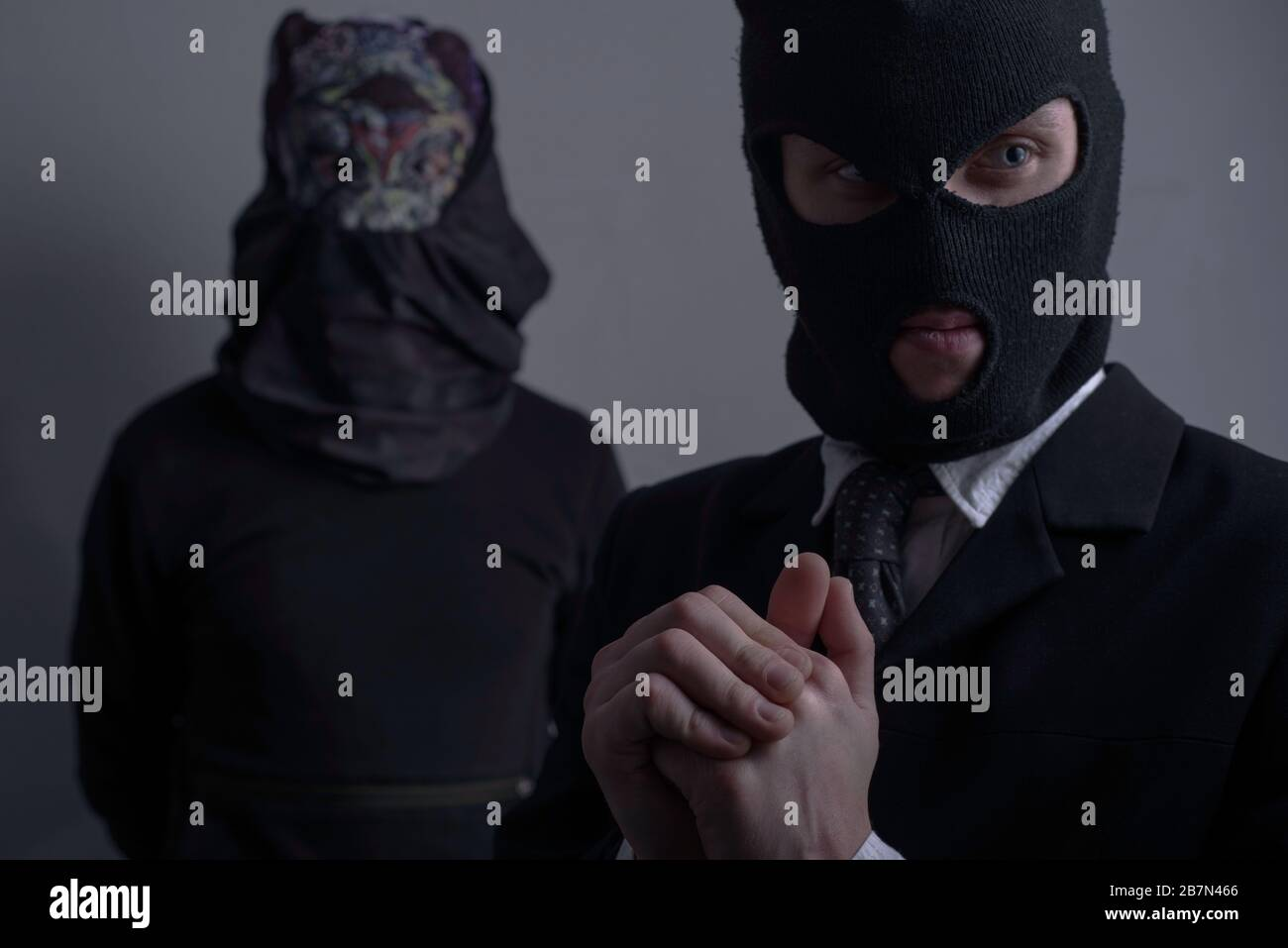 close-up-studio-portrait-two-robbers-a-b