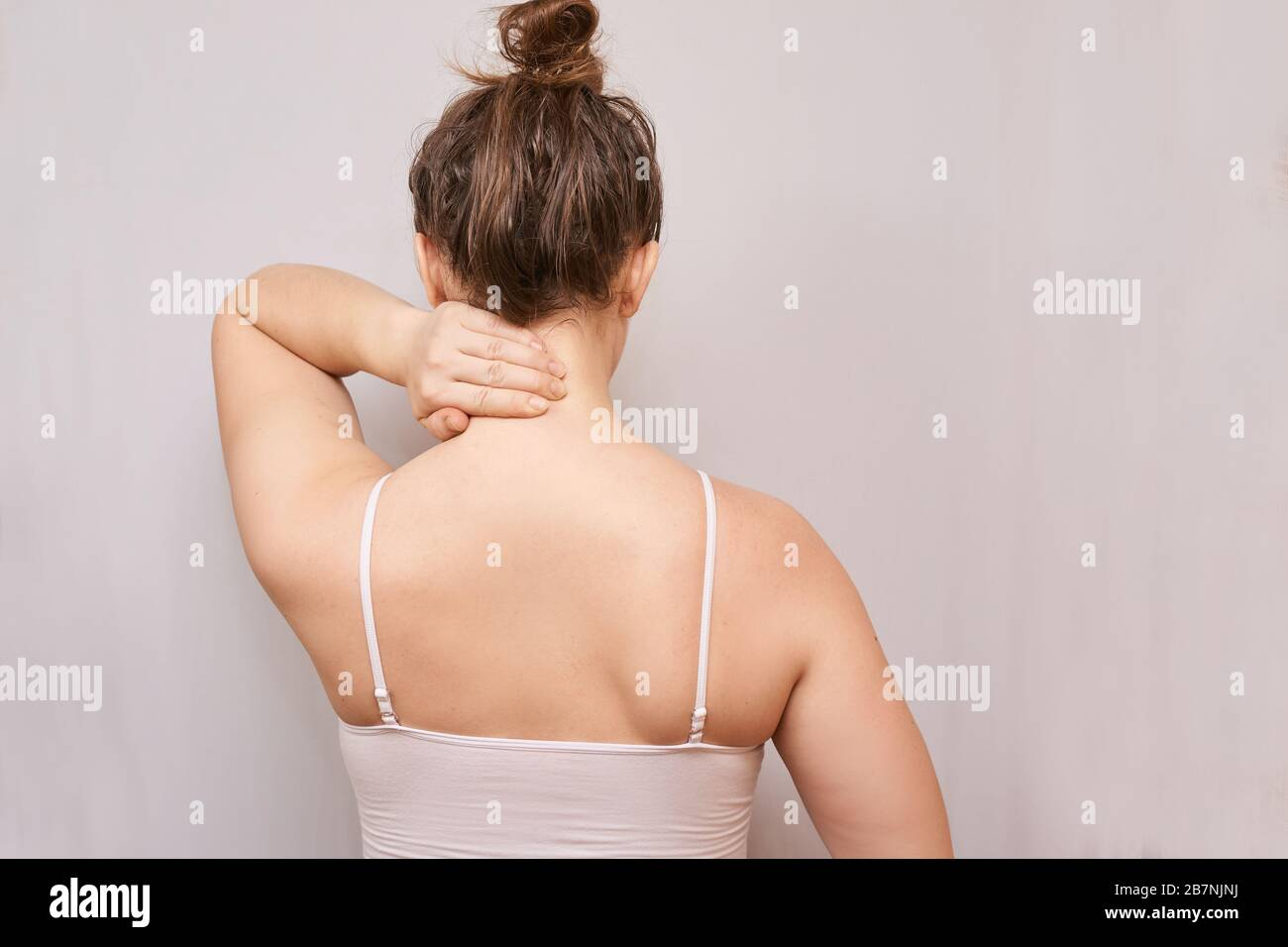 Page 2 Neck Brace Man High Resolution Stock Photography And Images Alamy
