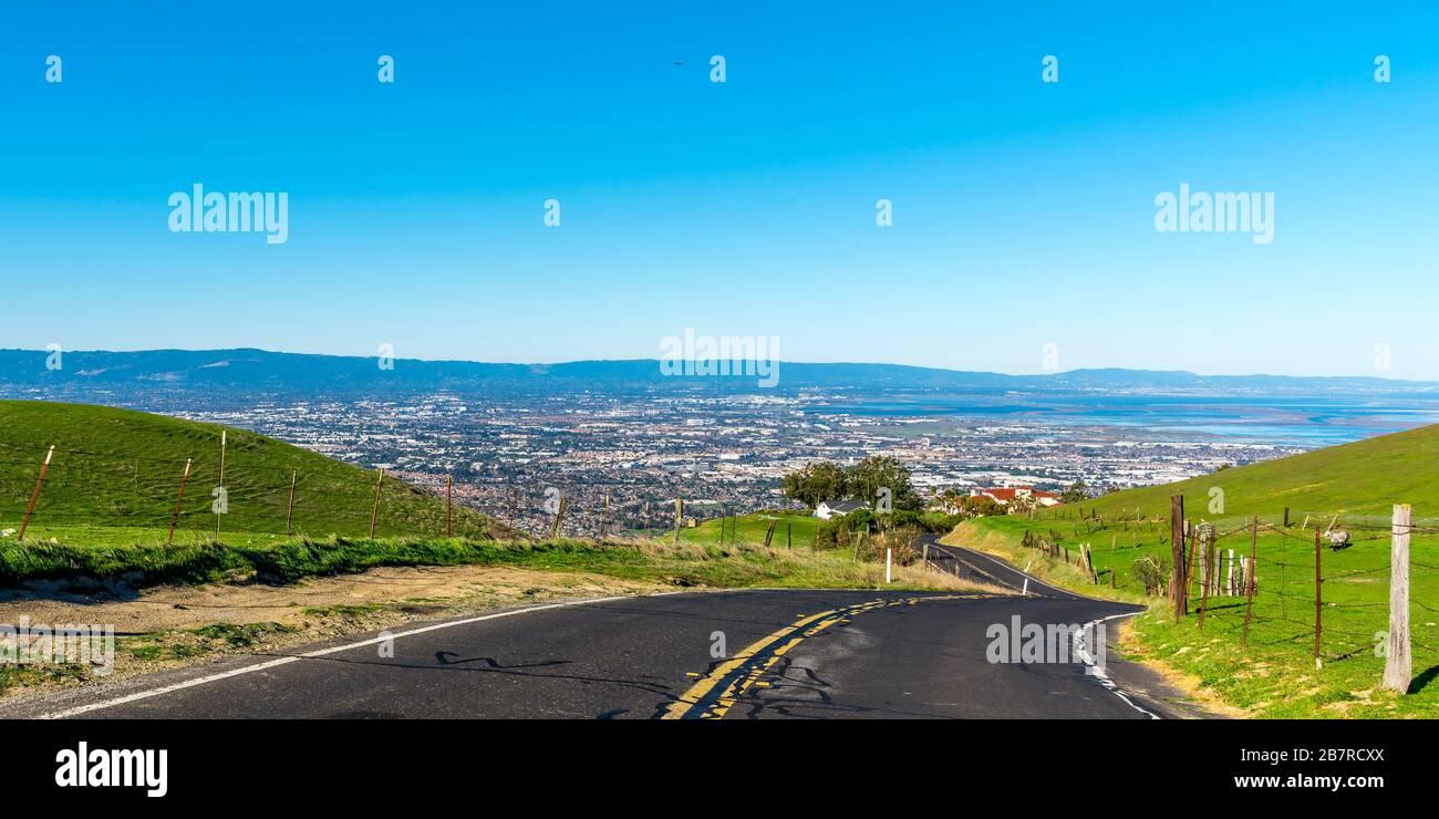 Silicon Valley, California Stock Photo