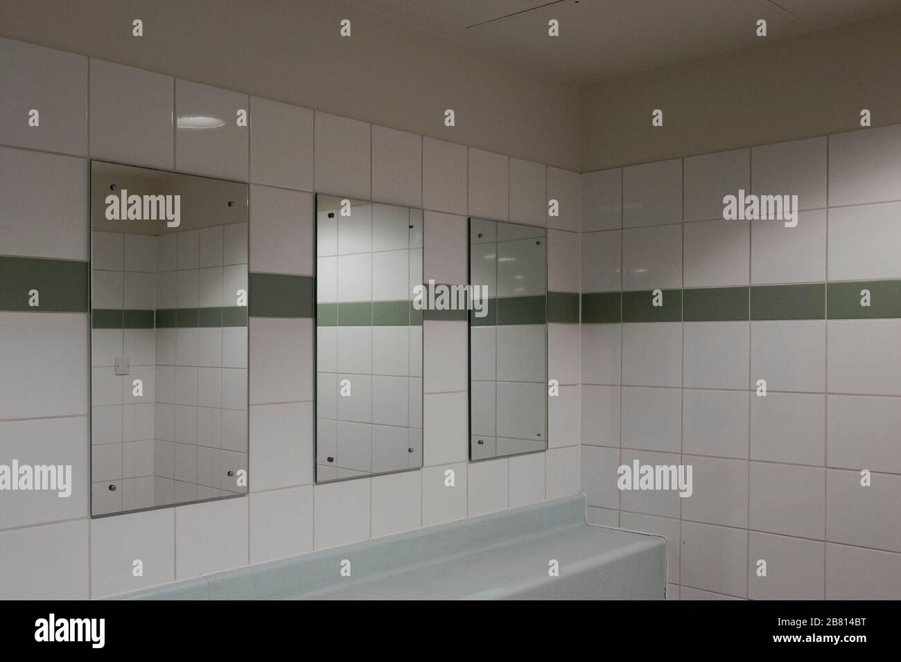 Bathroom Mirror Abstract High Resolution Stock Photography and