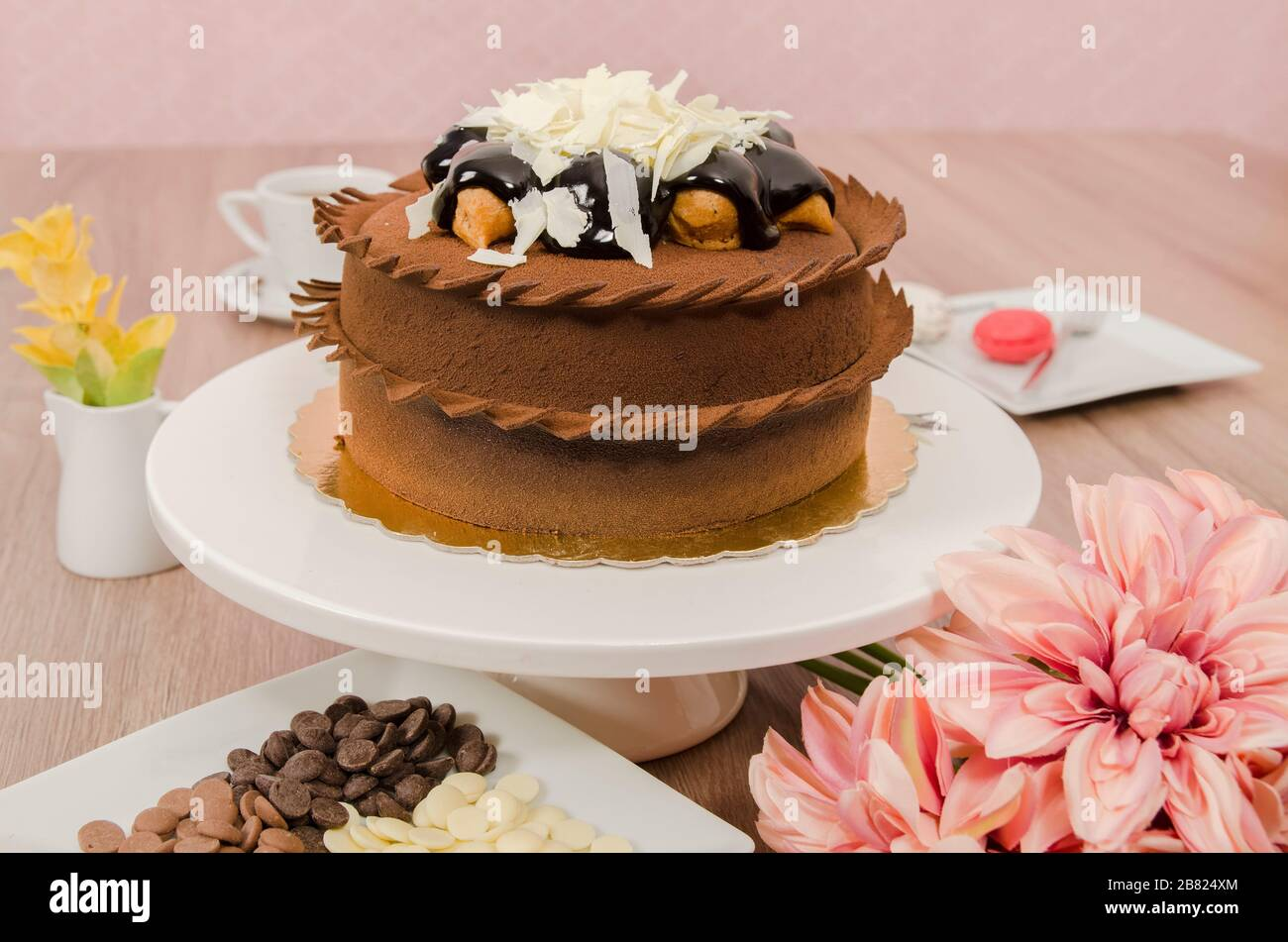 Page 15   Berlin Cake High Resolution Stock Photography and Images ...