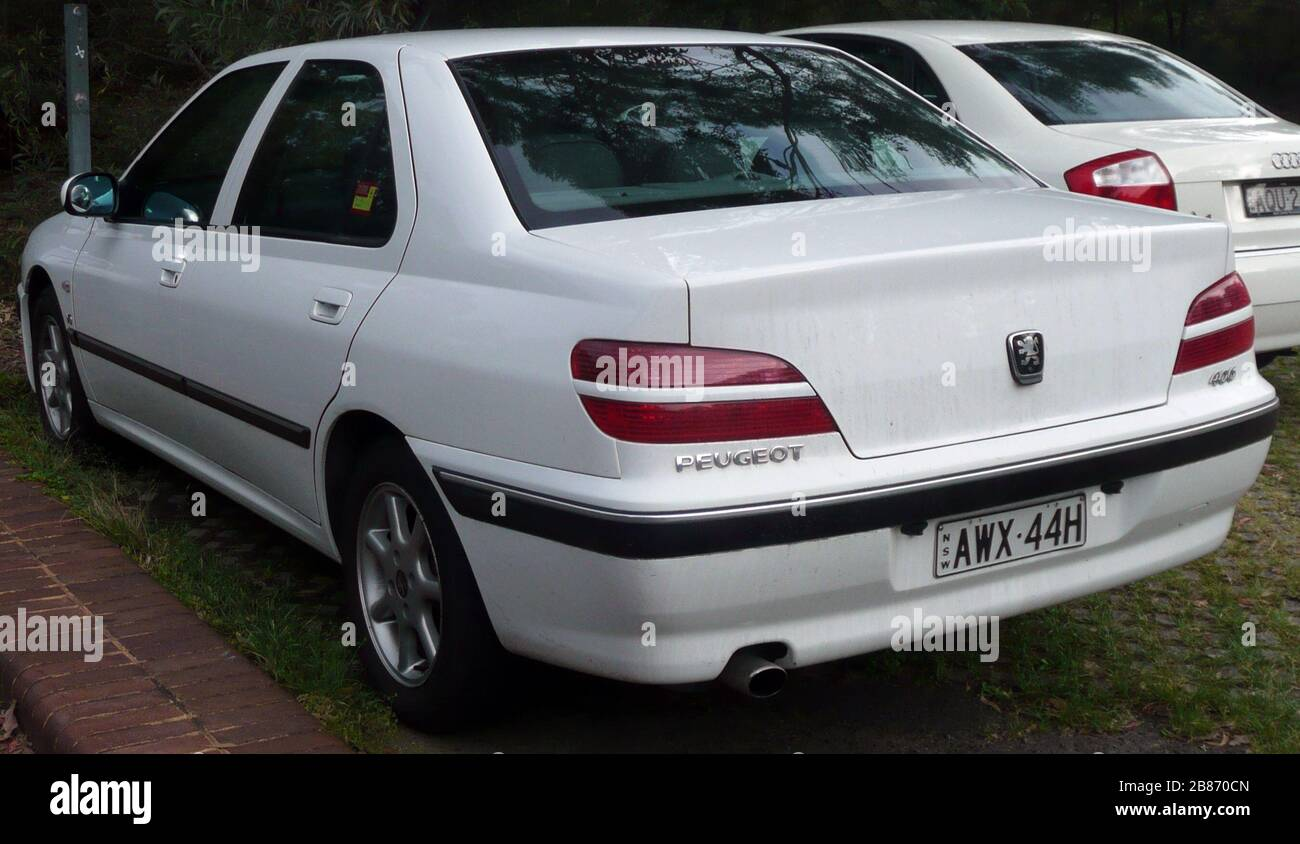 Peugeot 406 High Resolution Stock Photography And Images Alamy