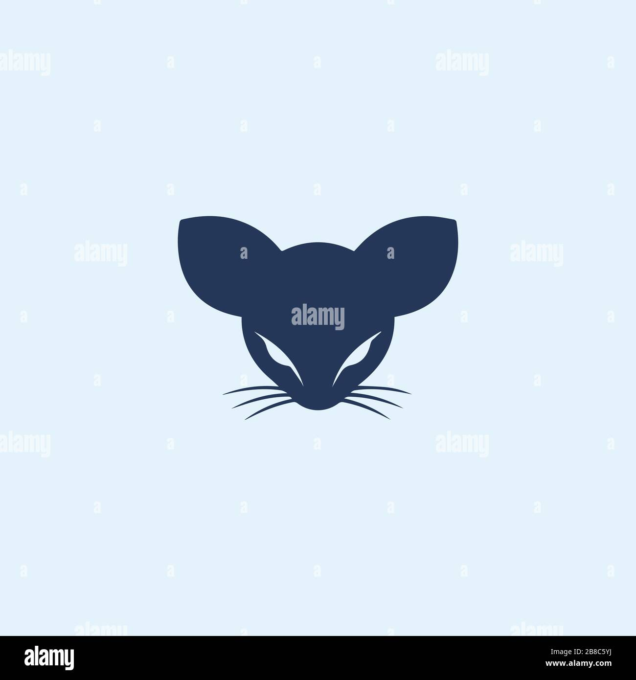 rat logo vector design template stock vector image art alamy https www alamy com rat logo vector design template image349392726 html