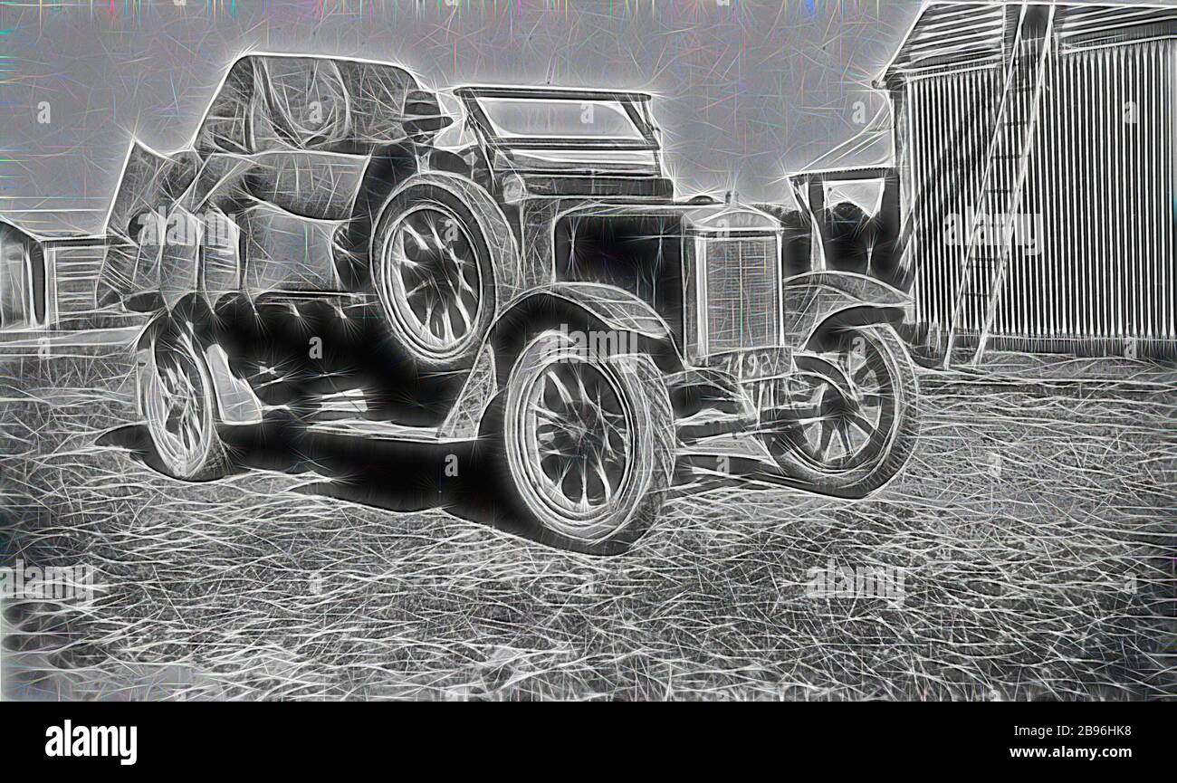 Bank Bloq Van Design On Stock.Morris Truck Stock Photos Morris Truck Stock Images Alamy