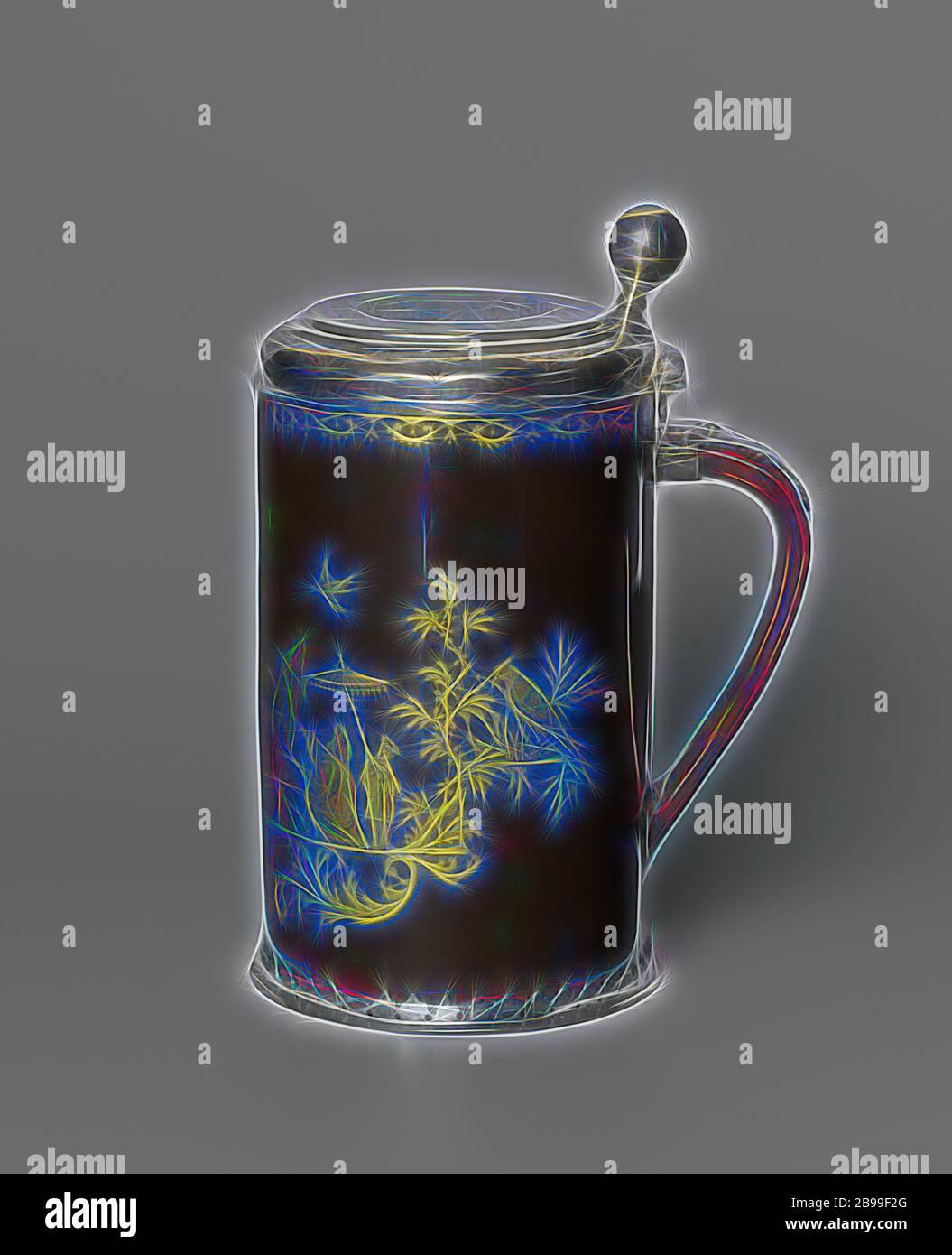 Cylindrical Beer Mug High Resolution Stock Photography And Images Alamy