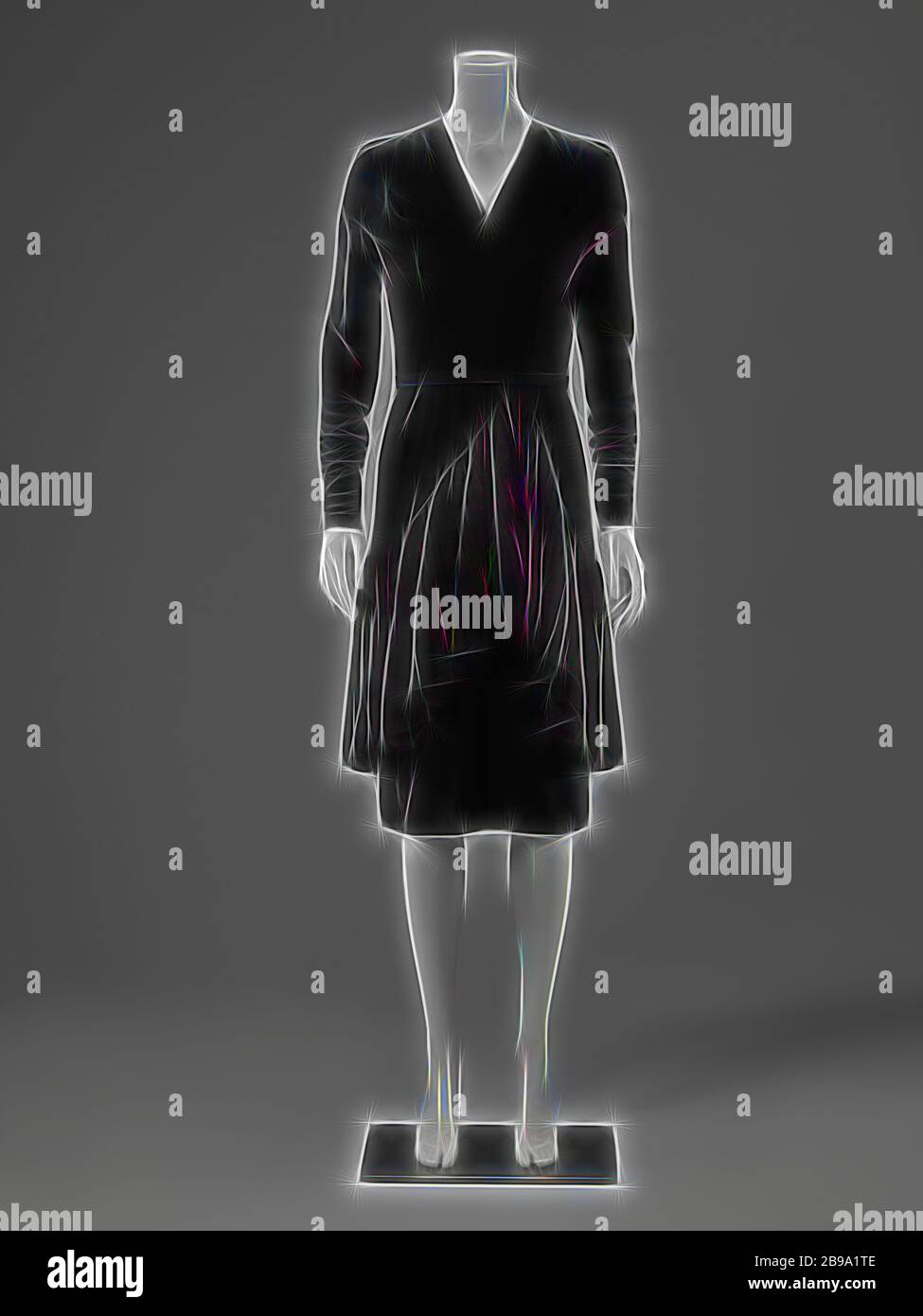 Pleated Dress High Resolution Stock Photography And Images Alamy